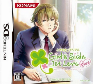 Tokimeki Memorial Girl's Side 1st Love Plus