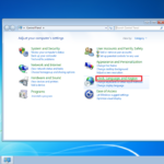 Japanese Locale on Windows7 2