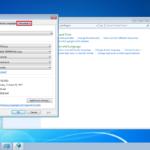Japanese Locale on Windows7 4