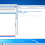Japanese Locale on Windows7 6