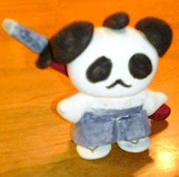 Hissatsu Panda Samurai