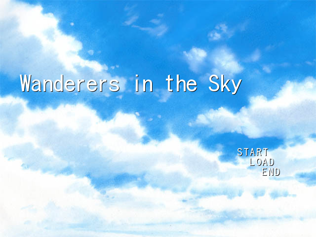 Wanderers in the Sky