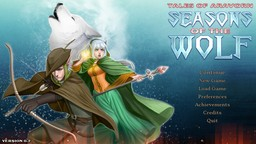Seasons Of The Wolf