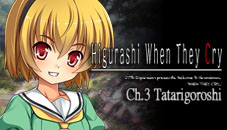 Higurashi When They Cry Ch.3 Tatarigoroshi