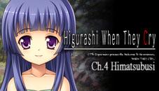 Higurashi When They Cry Ch.4 Himatsubushi